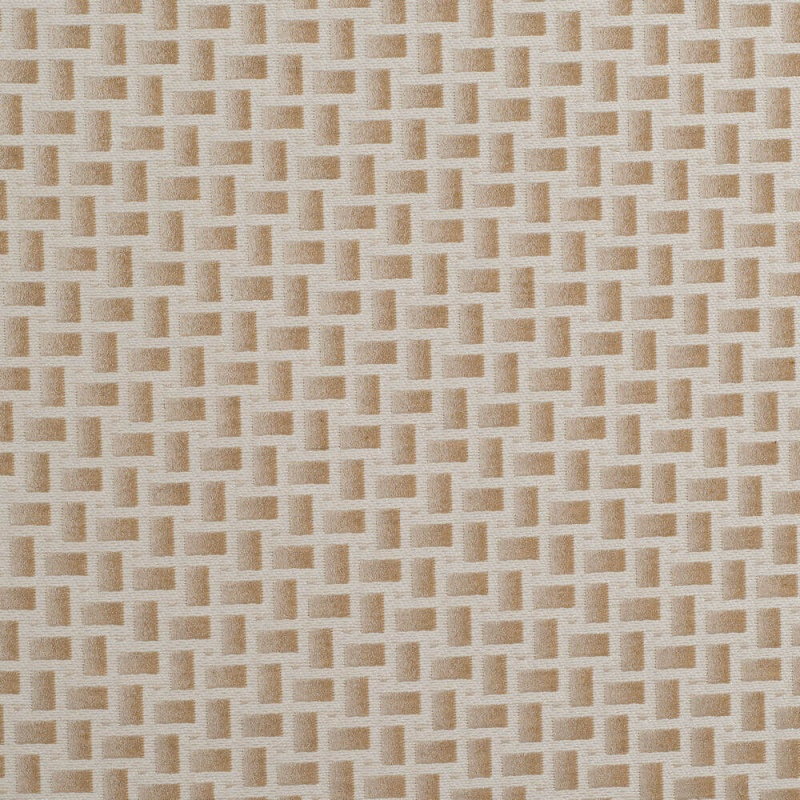 James Hare Abstract Fabric Natural
