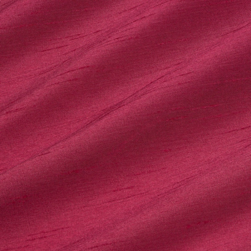 James Hare Astor Faux Silk Dupion Beetroot