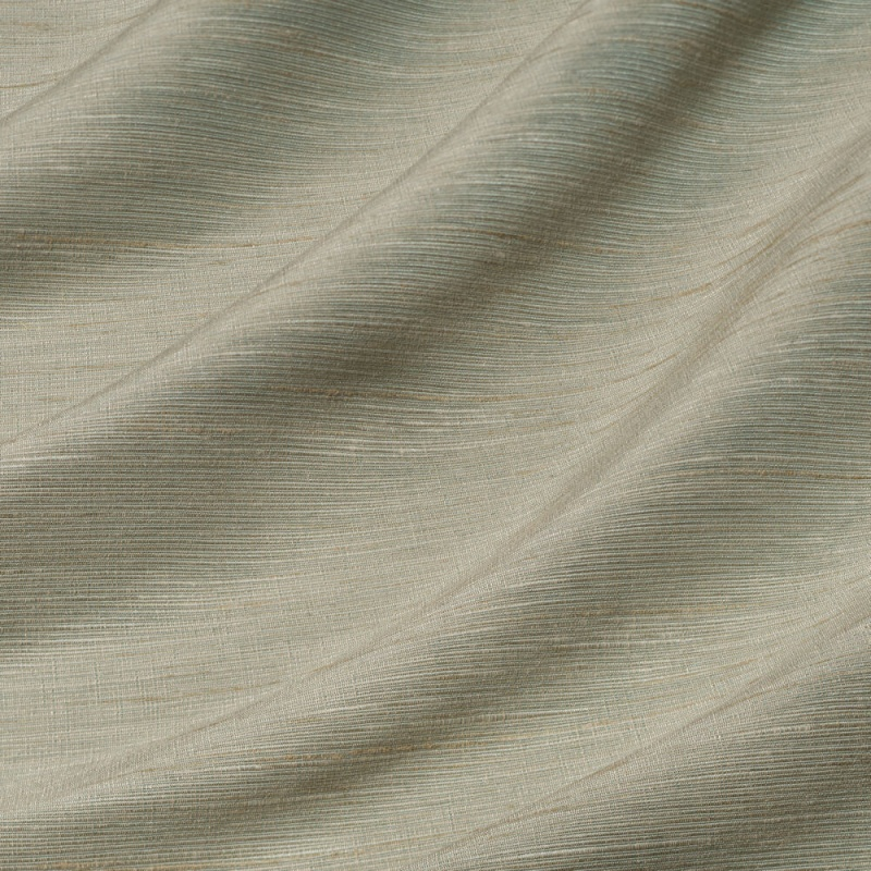 James Hare Chiltern Faux Silk Fabric Gentle Breeze