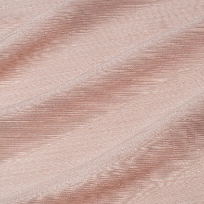 James Hare Chiltern Faux Silk Fabric Tickled Pink