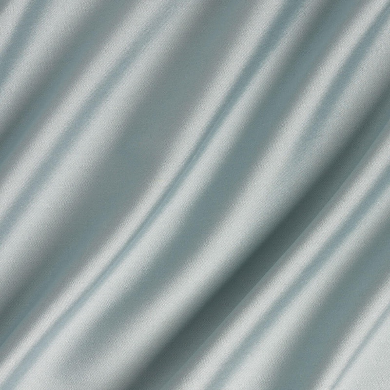 James Hare Connaught Silk Fabric Alice Blue