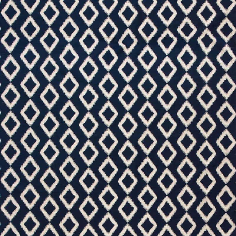 James Hare Cullinan Fabric Blue