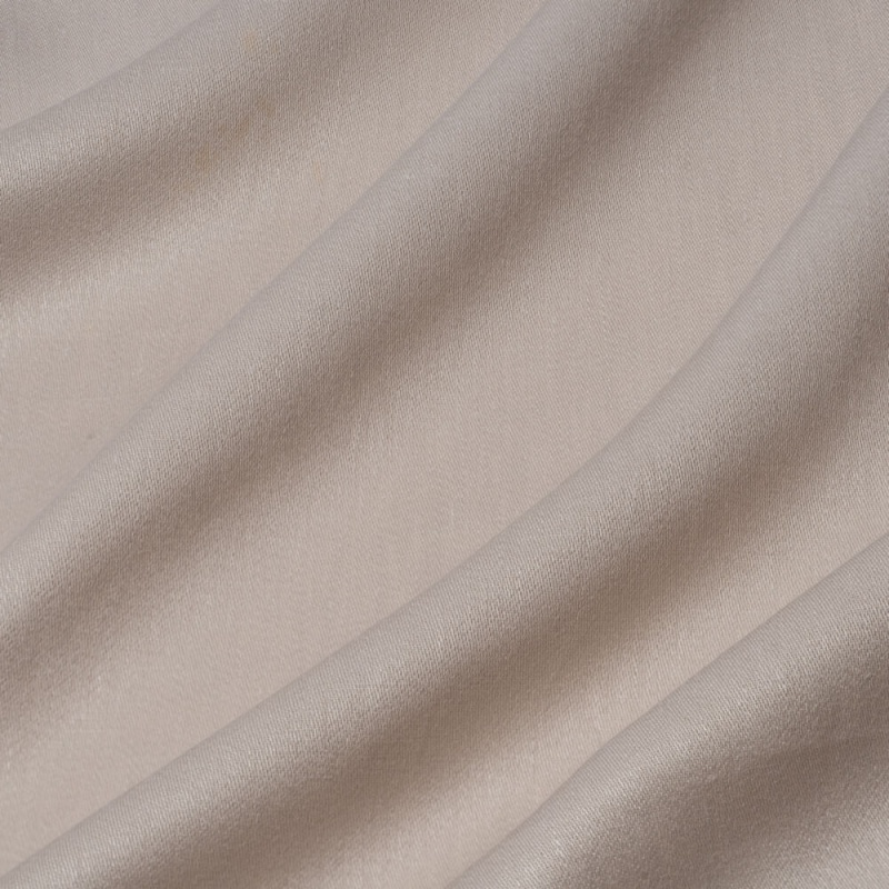 James Hare Iona Satin Linen Fabric Linen