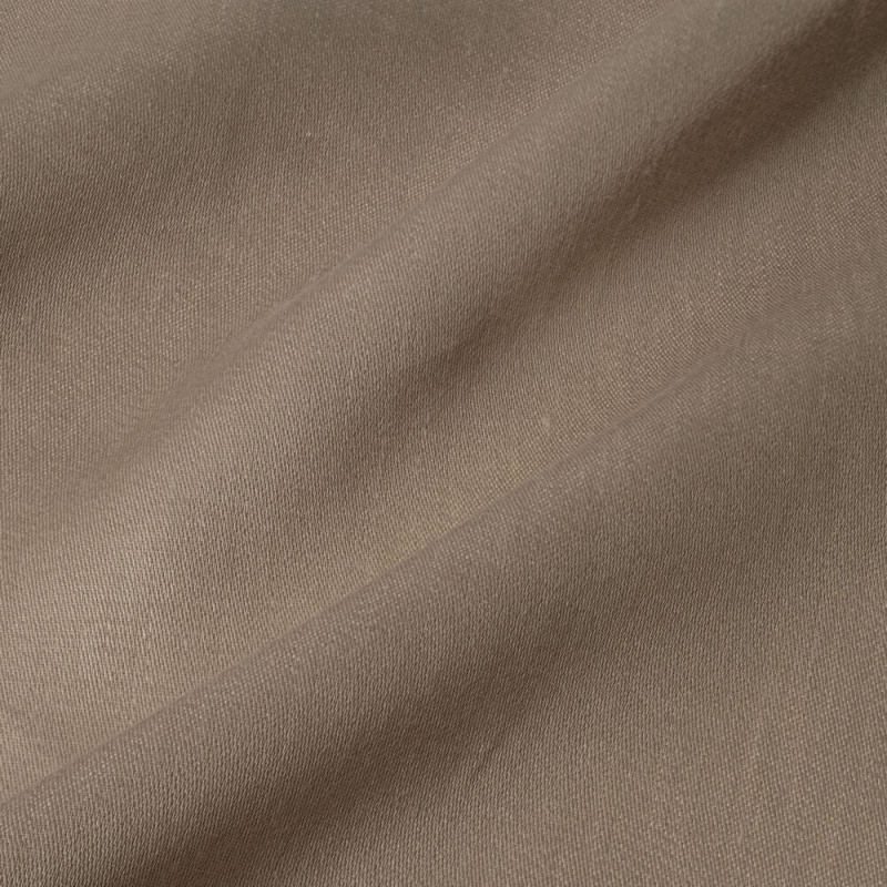 James Hare Iona Satin Linen Fabric Shingle