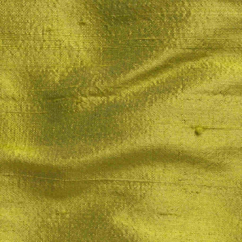 James Hare Orissa Silk Fabric Absinth