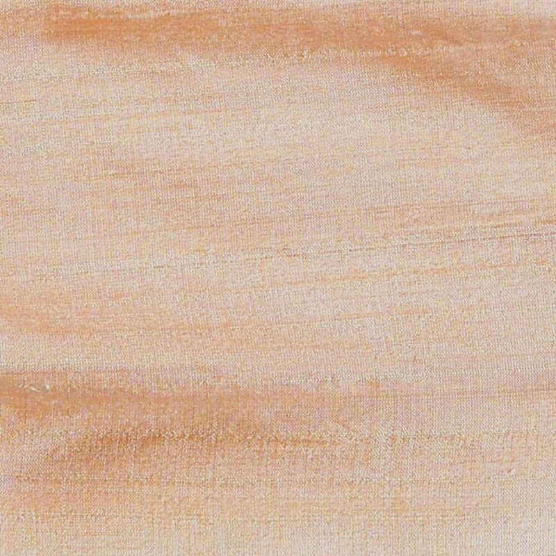 James Hare Orissa Silk Fabric Apricot