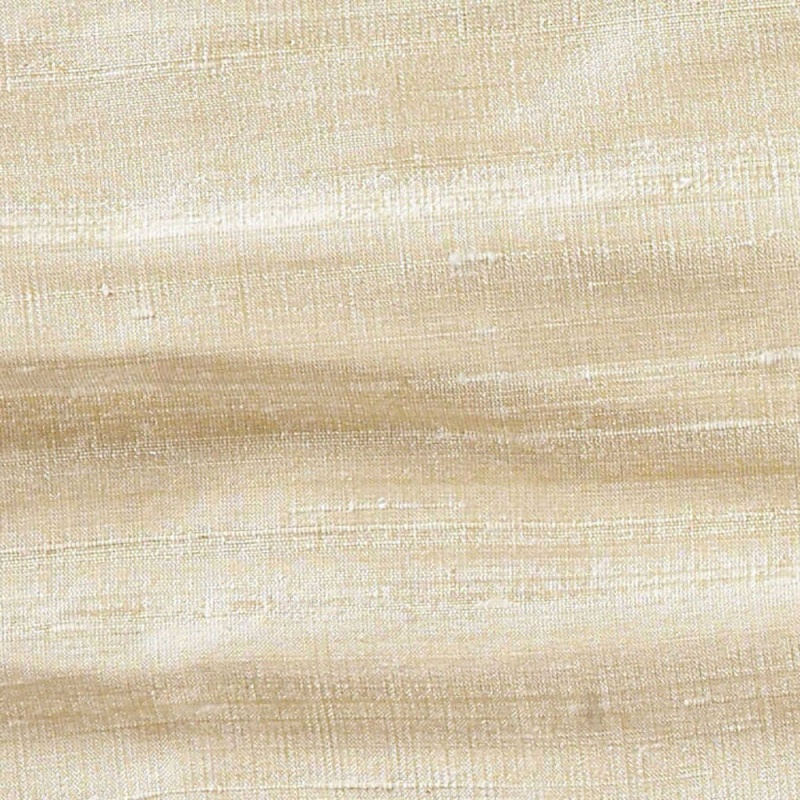 James Hare Orissa Silk Fabric Cream