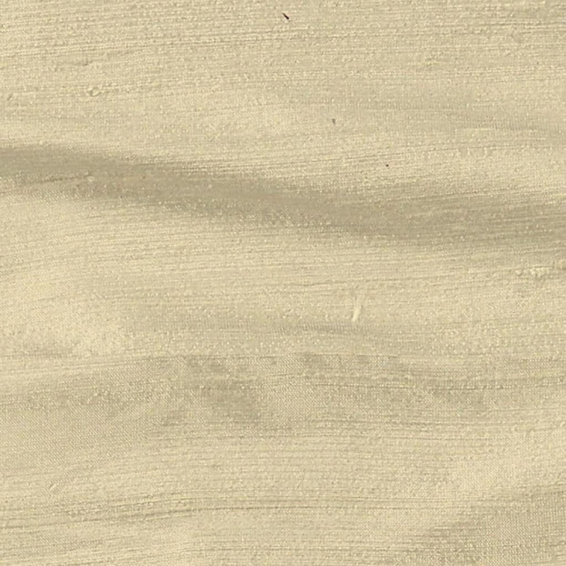 James Hare Orissa Silk Fabric Pearl Grey