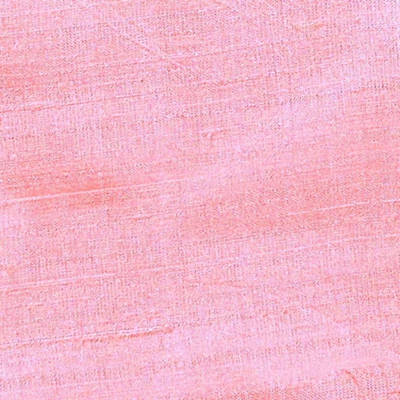 James Hare Orissa Silk Fabric Pink