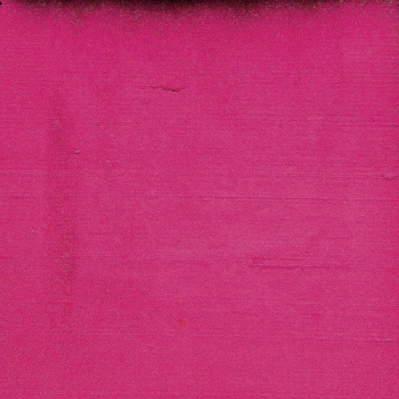James Hare Orissa Silk Fabric Raspberry