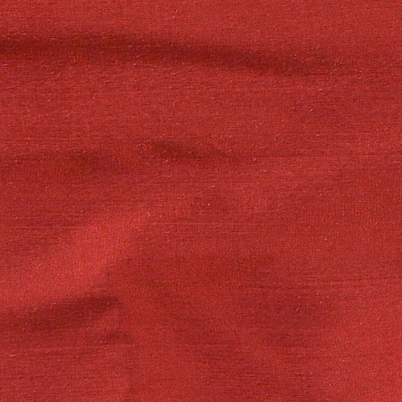 James Hare Regal Silk Fabric Italian Red