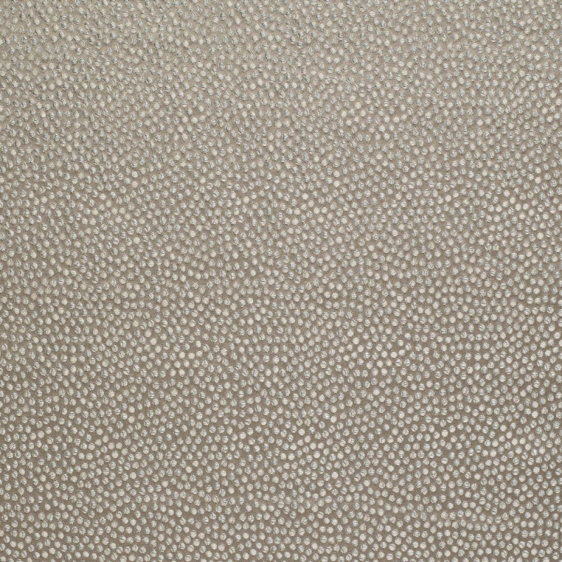 James Hare Shagreen Silk Fabric Cowrie