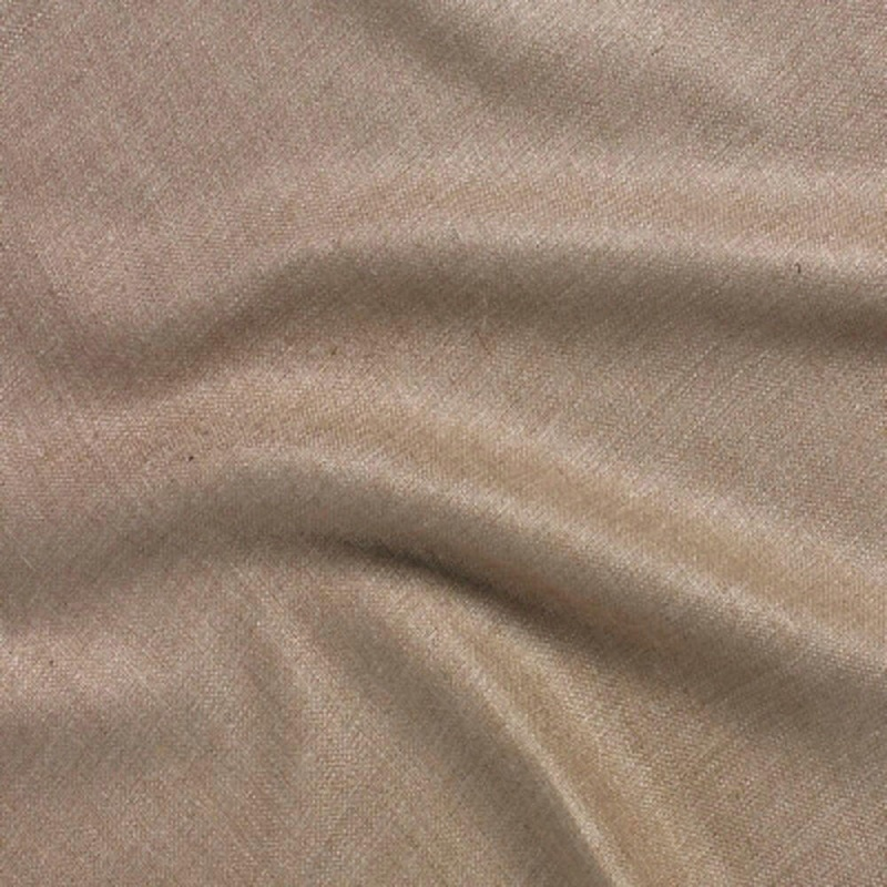 James Hare Simla Silk Matka Fabric Dried Rose