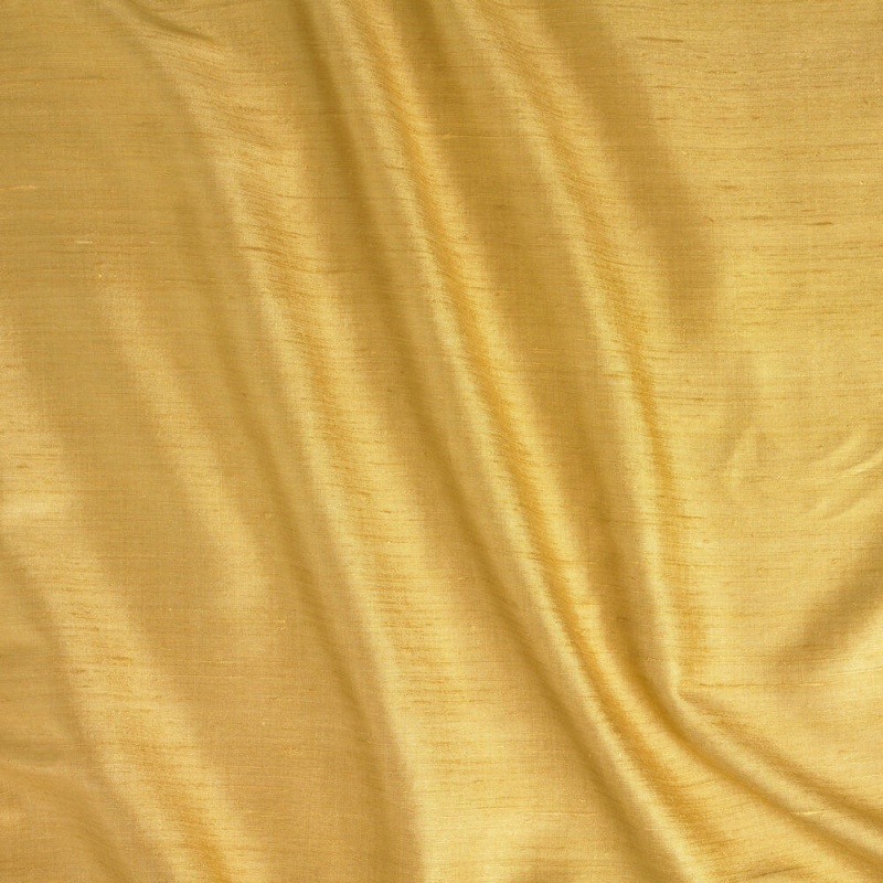 James Hare Vienne Silk Fabric Egyptian Gold