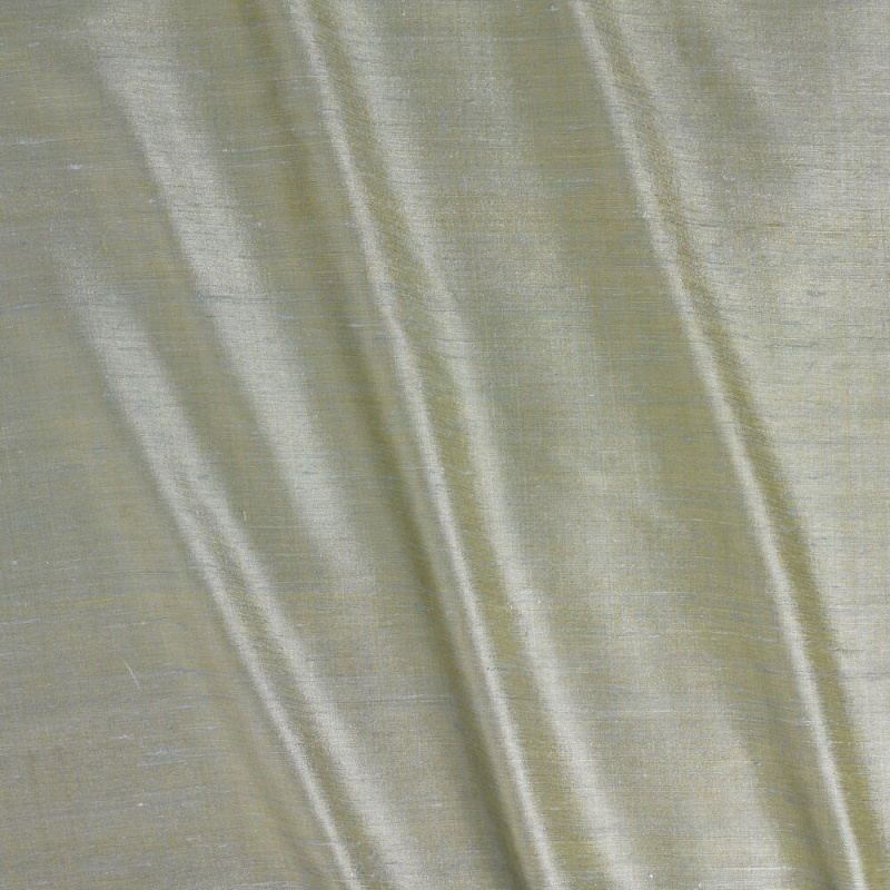 James Hare Vienne Silk Fabric Seaglass