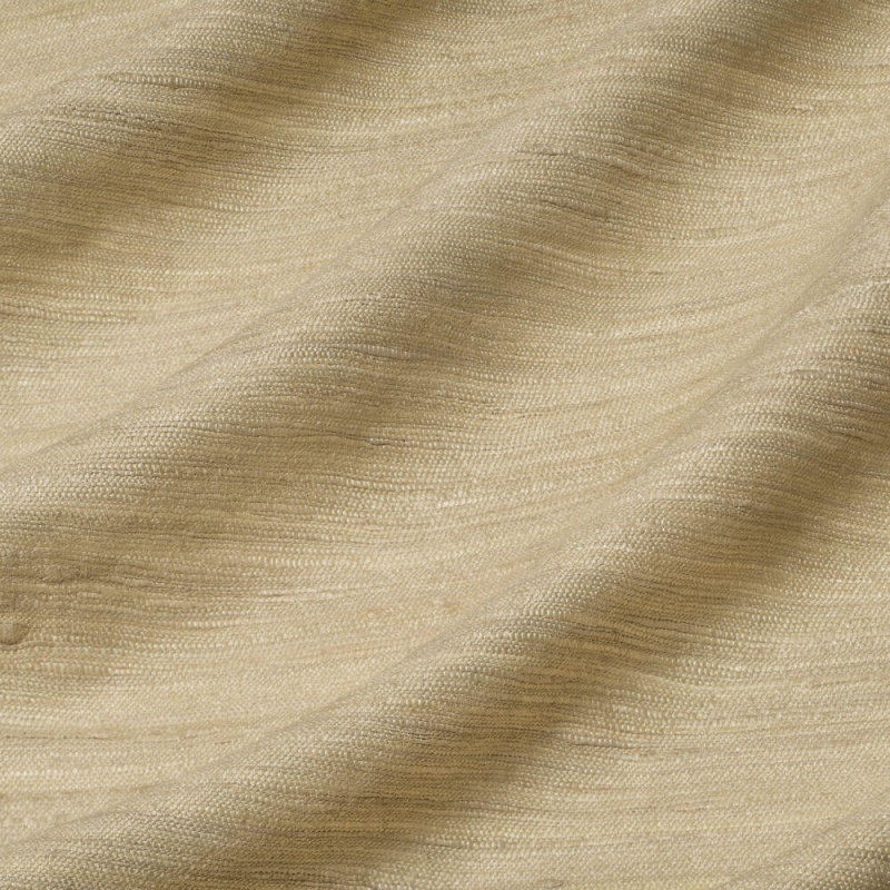 James Hare Vyne Silk Tussah Fabric Oolong