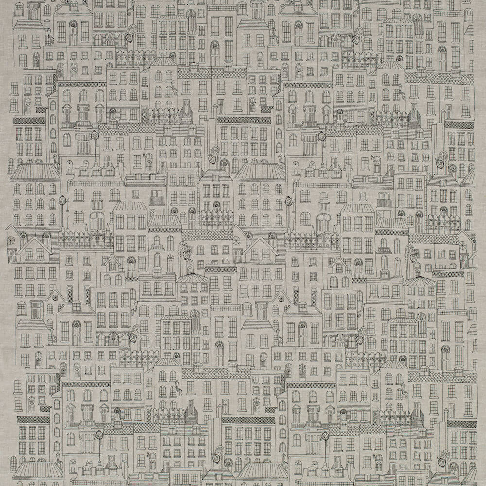 James Hare Berkeley Square Fabric Natural