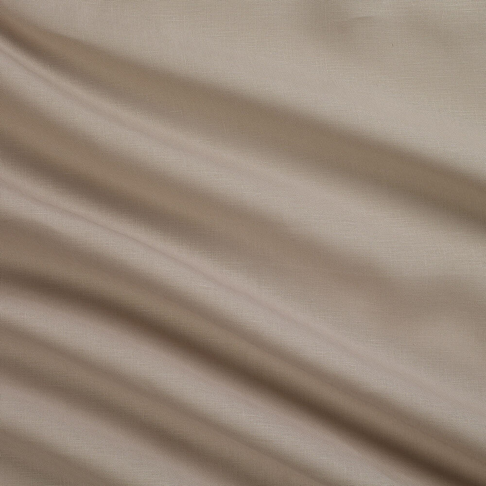 James Hare Lismore Linen Fabric Sand