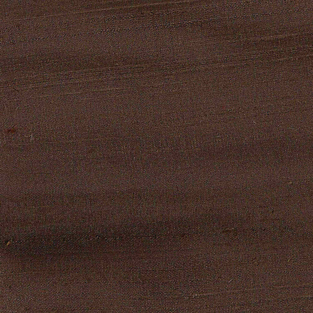 James Hare Orissa Silk Fabric Nutmeg