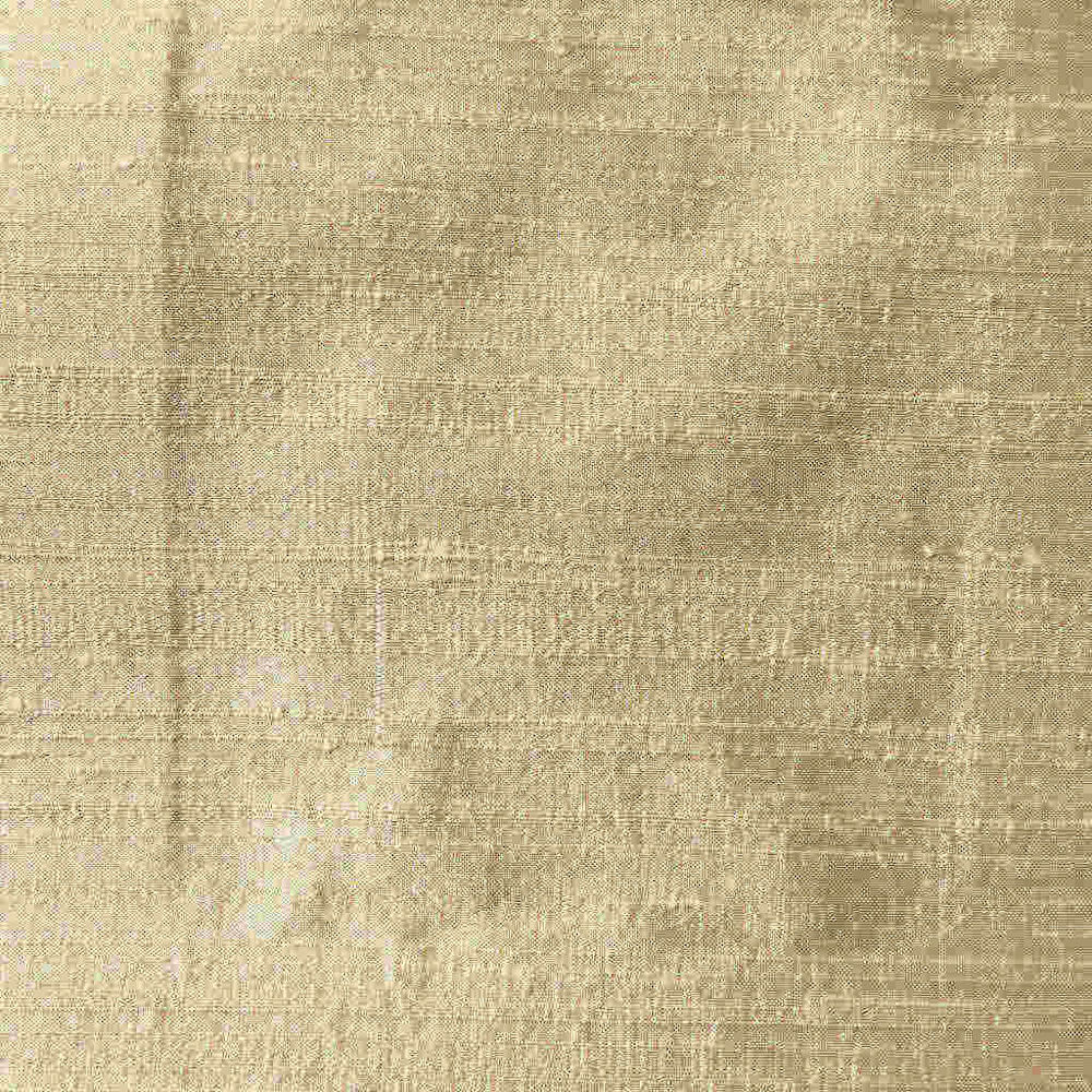 James Hare Orissa Silk Fabric Silver Sand