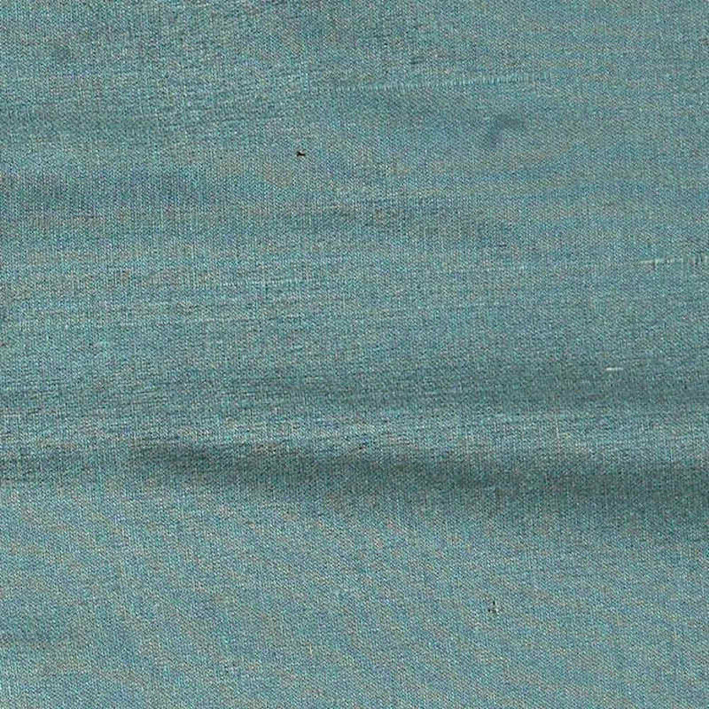 James Hare Regal Silk Fabric Sea Spray