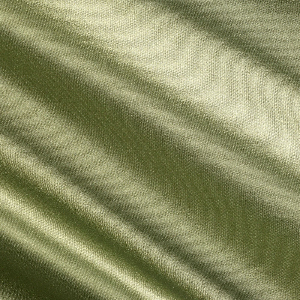 James Hare Savoy Silk Fabric Tarragon