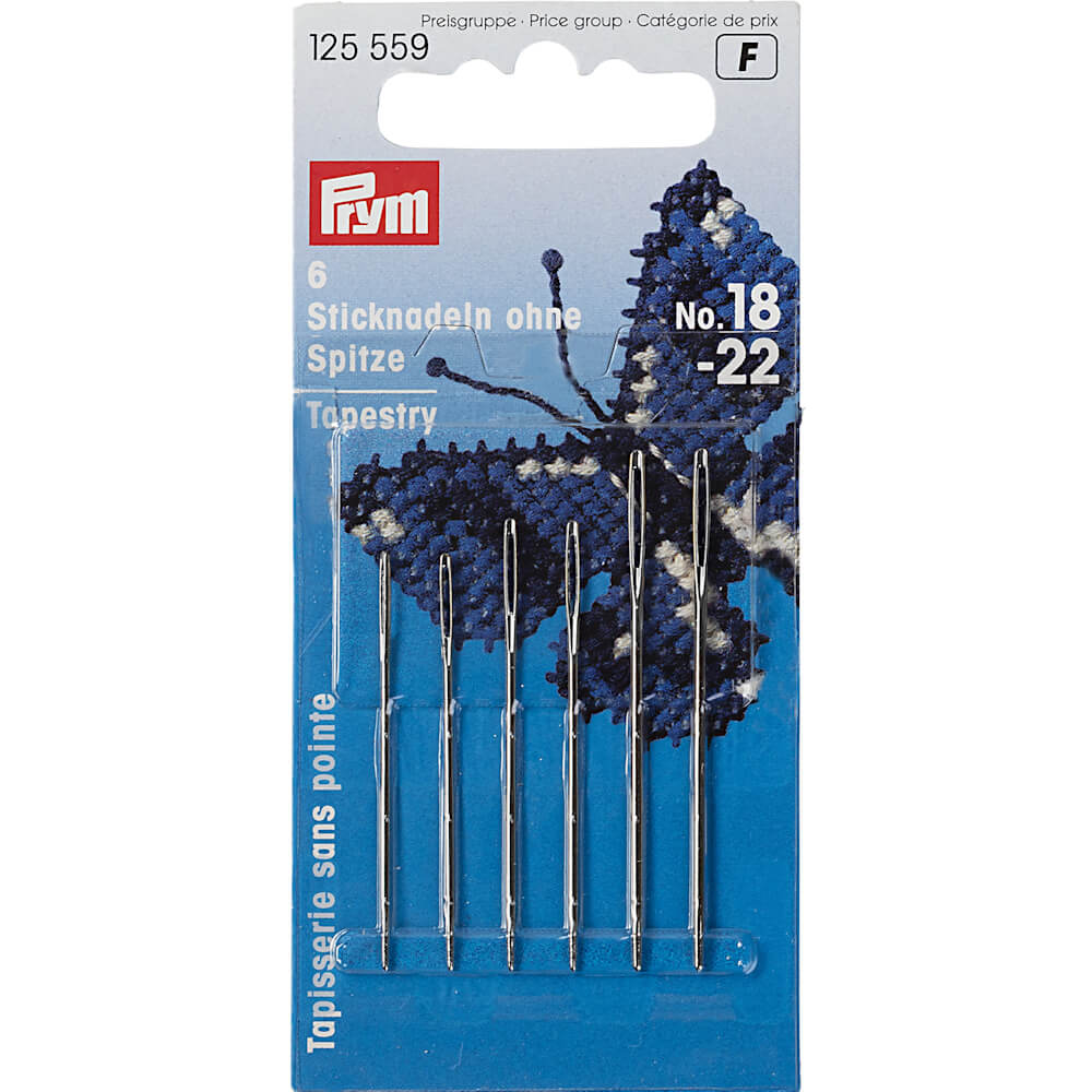 Prym Tapestry Sewing Needles