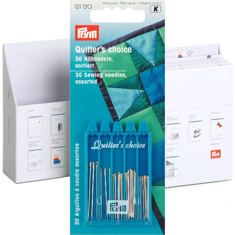 Prym Quilters Sewing Needles